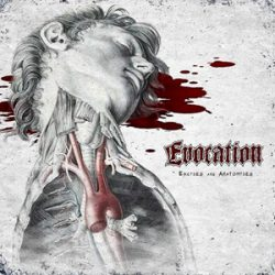 "EVOCATION: mit CARCASS-Cover ""Corporal Jigsore Quandary"""