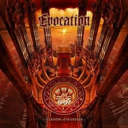 EVOCATION: Titeltrack von ´Illusions Of Grandeur´ online