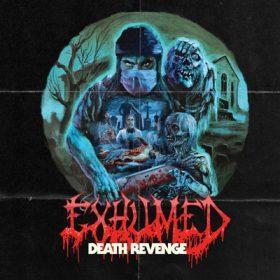 """EXHUMED: dritter Song vom neuen Album """"Death Revenge"""""""