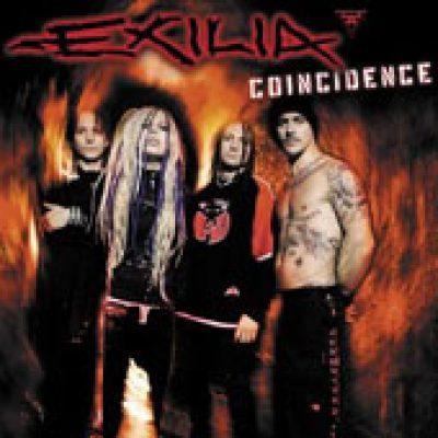 EXILIA: Coincidence [Maxi-CD]