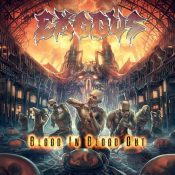 "EXODUS: Tracklist von ""Blood In, Blood Out"""