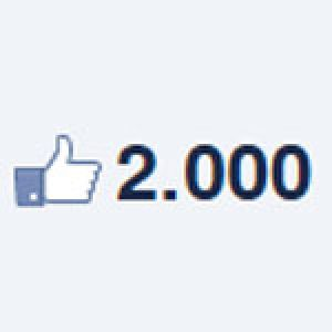 VAMPSTER: 2000 likes bei Facebook