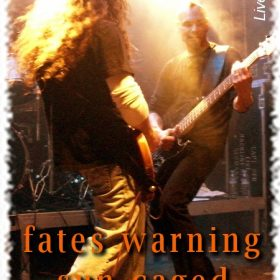 FATES WARNING, SUN CAGED: Turock, Essen, 10.02.2011