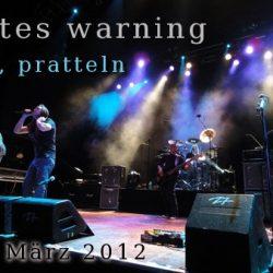 FATES WARNING: Z7, Pratteln, 06.03.2012