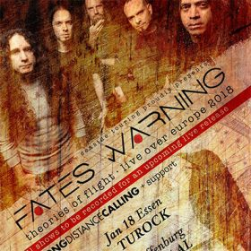 fates warning theories of flight tour