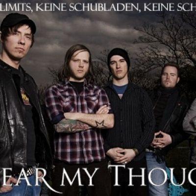 FEAR MY THOUGHTS: Keine Limits, Keine Schubladen, Keine Scheuklappen