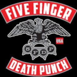 FIVE FINGER DEATH PUNCH: neues Album im Juli