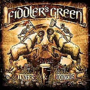 "FIDDLER´S GREEN: ""Winners & Boozers"" – Artwork enthüllt, neuer Release-Termin"