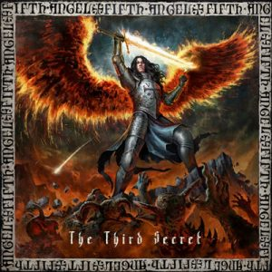 "FIFTH ANGEL: Cover & Tracklist von ""The Third Secret"" im Herbst"