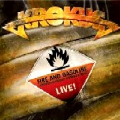 KROKUS: Fire & Gasoline (CD/DVD)