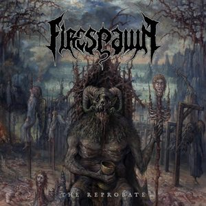 "FIRESPAWN: dritter Song vom neuen Album ""The Reprobate"""
