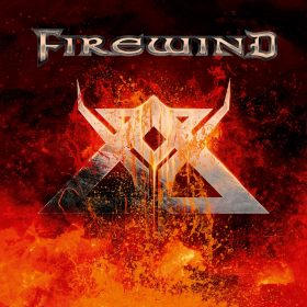 "FIREWIND: neues Album ""Firewind"" & neue Single ""Rising Fire"""