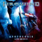 """FIREWIND: Cover von  """"Apotheosis – Live 2012"""""""