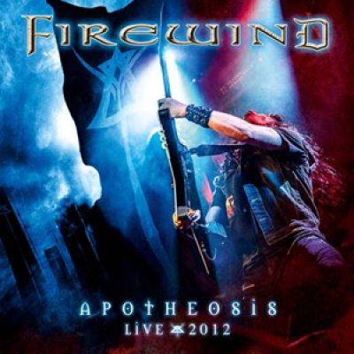 """FIREWIND: Song von """"Apotheosis – Live 2012"""" online"""