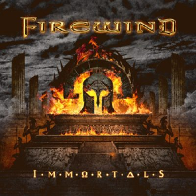 "FIREWIND: neues Album ""Immortals"""