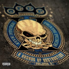 "FIVE FINGER DEATH PUNCH: Greatest-Hits-Album ""A Decade of Destruction – Volume 2"""