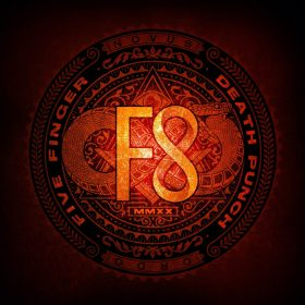 "FIVE FINGER DEATH PUNCH: neues Album ""F8"""