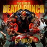 "FIVE FINGER DEATH PUNCH: Song von ""Got Your Six"" online"