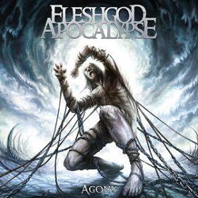 """FLESHGOD APOCALYPSE: """"Agony"""" – Frontcover enthüllt"""