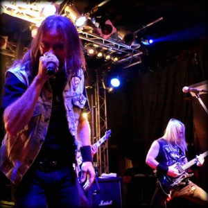 "FLOTSAM AND JETSAM: Mannheim, 7er Club – ""Forbidden Territories Of The World Tour 2017"""