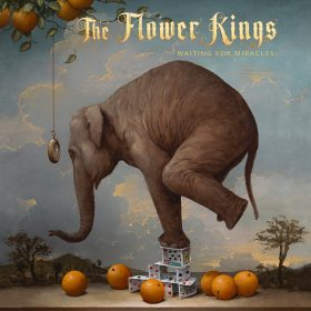 "THE FLOWER KINGS: neues Album ""Waiting For Miracles"""