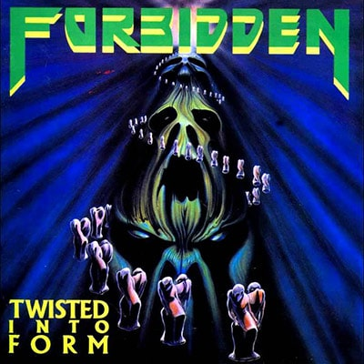 forbidden twisted into form cover