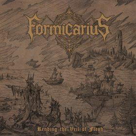 "FORMICARIUS: kündigen neues Album ""Rending The Veil Of Flesh"" an"