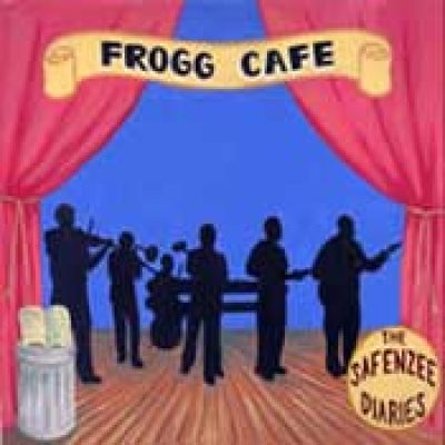 FROGG CAFÉ: The Safenzee Diaries