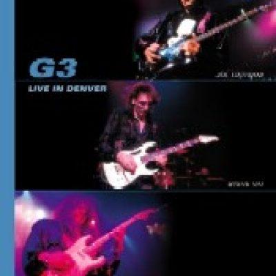 G3: Live In Denver (DVD)