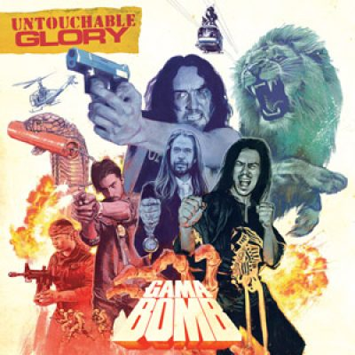 "GAMABOMB: neues Album ""Untouchable Glory"""