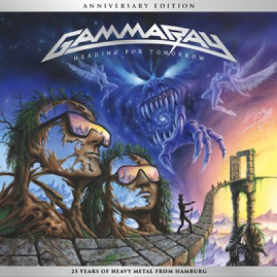 "GAMMA RAY: Neuauflage von  ""Heading For Tommorrow"""
