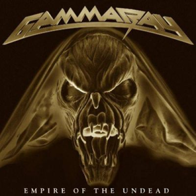 "GAMMA RAY: neues Album ""Empire of The Undead"""