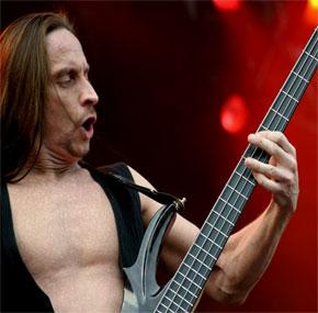 Gamma Ray Interview 2005 - Dirk Schlächter live auf dem Bang Your Head 2005