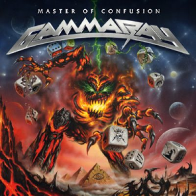 GAMMA RAY: Mini-Album ´Master Of Confusion´