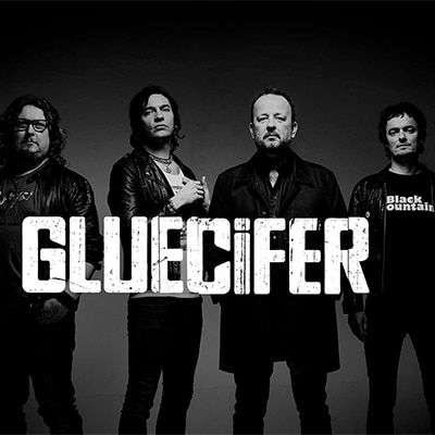 gluecifer Bandfoto 2017