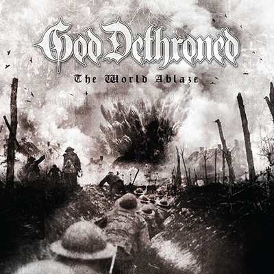"GOD DETHRONED: dritter Song vom neuen Album ""The World Ablaze"""