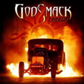 "GODSMACK: neues Album ""1000HP"""