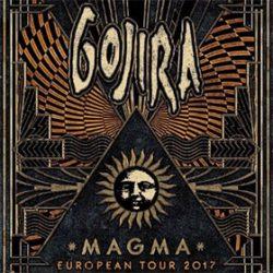 GOJIRA Magma European Tour 2017