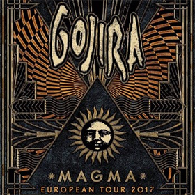 "GOJIRA: neues Video & ""Magma""-Tour"