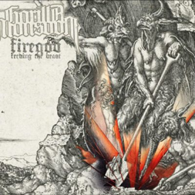 "GORILLA MONSOON: neues Album ""Firegod"""