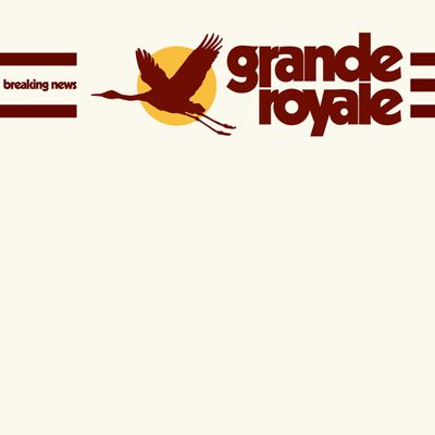 "GRANDE ROYALE:  ""Breaking News""  – alle Songs online"