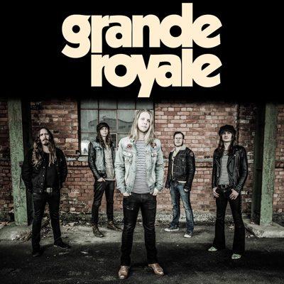 GRANDE ROYALE: Rock 'n' Roll aus Schweden