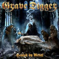 GRAVE DIGGER: Healed By Metal