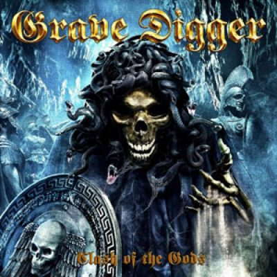 "GRAVE DIGGER: ´Clash Of The Gods"" – neues Album"