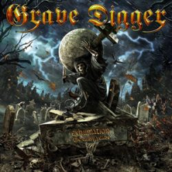 "GRAVE DIGGER: ""Exhumation – The Early Years"" – Neuaufnahmen alter Songs"