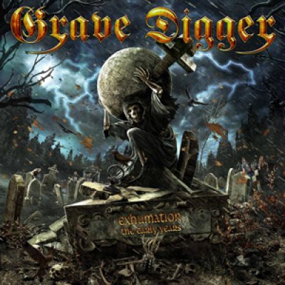 "GRAVE DIGGER: Video-Clip zu ""Heavy Metal Breakdown"""