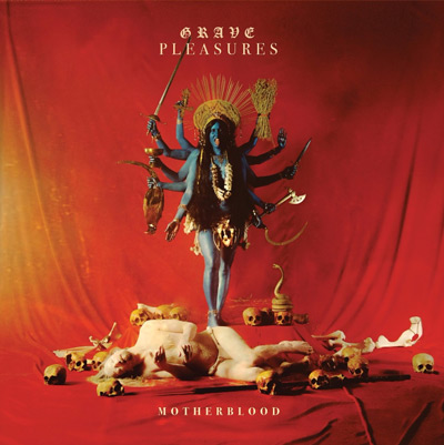 "GRAVE PLEASURES: ""Motherblood"" – die dritte Single ""Joy Through Death"" ist da"
