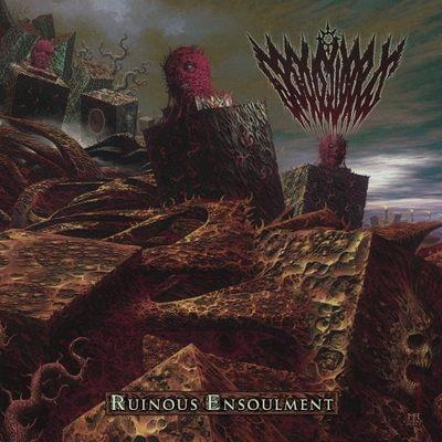 """GRAVEWARDS: streamen """"Ruinous Ensoulment"""" Album"""