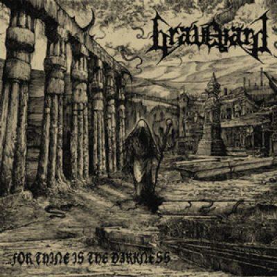 """GRAVEYARD (ESP): Songs vom neuen Album """"… For Thine Is the Darkness"""""""