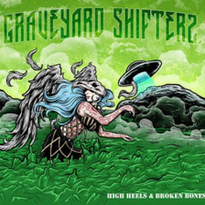 """GRAVEYARD SHIFTERS: streamen Track """"Buy Low, Sell High"""""""